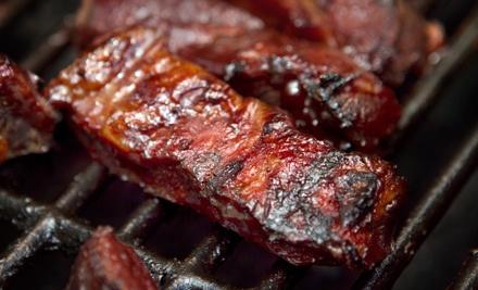 $20 Worth of Barbecue - Virginia Barbeque in Manassas