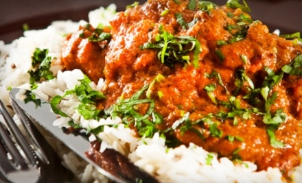 $20 Groupon to Ganesha Indian Cuisine - Ganesha Indian Cuisine in Santa Clara