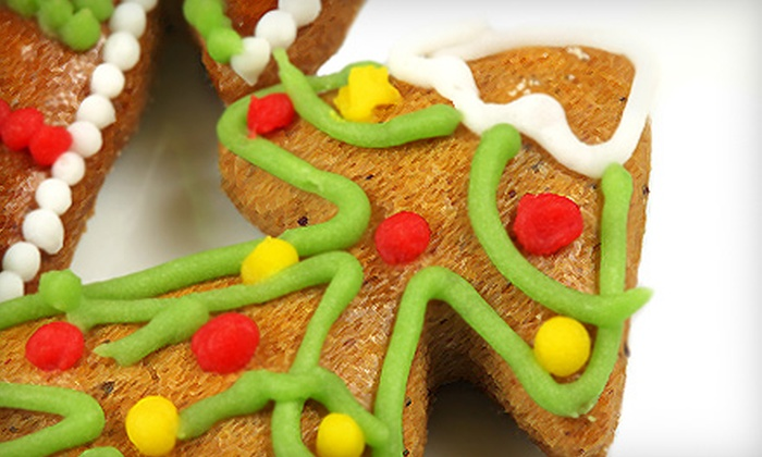 Pupcakes Pet Boutique - Shandon: Holiday Dog Treats or Dog Birthday Cakes at Pupcakes Pet Boutique (Up to 55% Off)