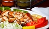 CLOSED Unaabi Grill - Cary: Afghan Dinner for Two or Four or $10 for $20 Worth of Lunch Fare at Unaabi Grill