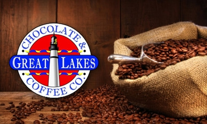Great Lakes Chocolate & Coffee Co. - The Stadium District: $10 for $20 Worth of Chocolate, Coffee, and More at Great Lakes Chocolate & Coffee Co.