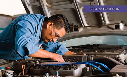 image for Car Air Conditioning Service With Re-Gas for £19.90 at T.E.S Tyre and Exhaust Services