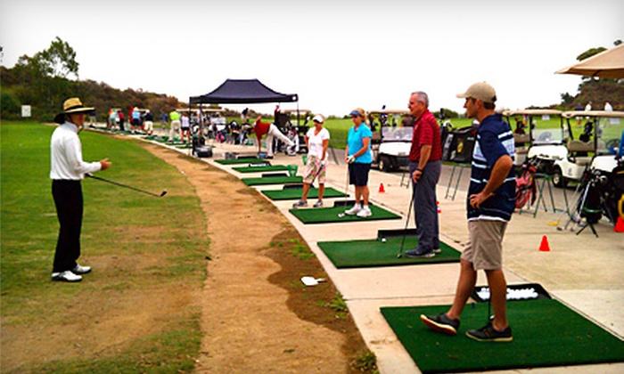 Matt McConnin, PGA Teaching Professional - Encinitas: One-Hour, Two-Hour, or Five-Hour Group Golf Lesson and Meal from Matt McConnin, PGA Teaching Professional in Encinitas