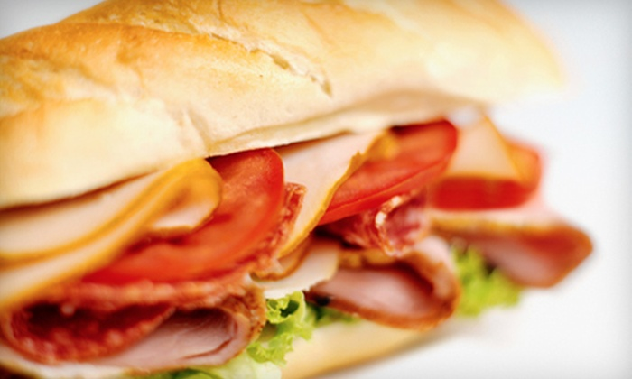 Big Mike's - Rio Rancho: $8 for $16 Worth of Sandwiches, Salads, Mexican Fare, and Drinks at Big Mike's in Rio Rancho
