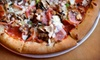 DoubleDave's Pizzaworks - Multiple Locations: $7 for $15 Worth of Pizza and Drinks at DoubleDave's Pizzaworks. Five Locations Available.