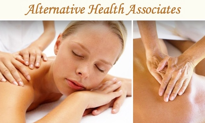 Alternative Health Associates - Old Town: $45 for 1-Hour Massage at Alternative Health Associates