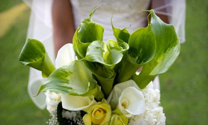 Graceful Designs, LLC - Goose Island: Wedding Event Coordinator or Floral Services from Graceful Designs, LLC (Half Off)