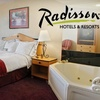 Corpus Christi Beach Hotels (Radisson, Holiday Inn, Comfort Suites, Hawthorn Suites, Quality Inn, Knights Inn) - Central City: $65 for One Night in a One-Room King Jacuzzi Suite at Radisson Hotel Corpus Christi Beach ($139 Value)
