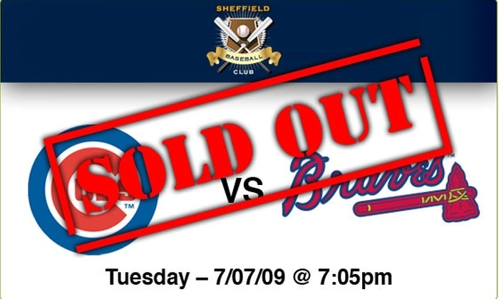Sheffield Baseball Club - Lakeview: $89 Rooftop Tickets—Cubs vs Braves, 7/7/09, 7:05 p.m.