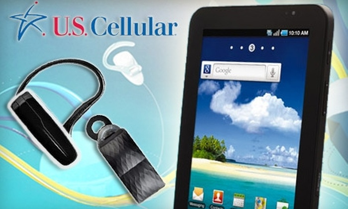 U.S. Cellular - Norman: $25 for $75 Worth of Phones, Service Plans, and More at U.S. Cellular.