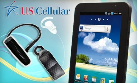 $75 Groupon to U.S. Cellular - U.S. Cellular in