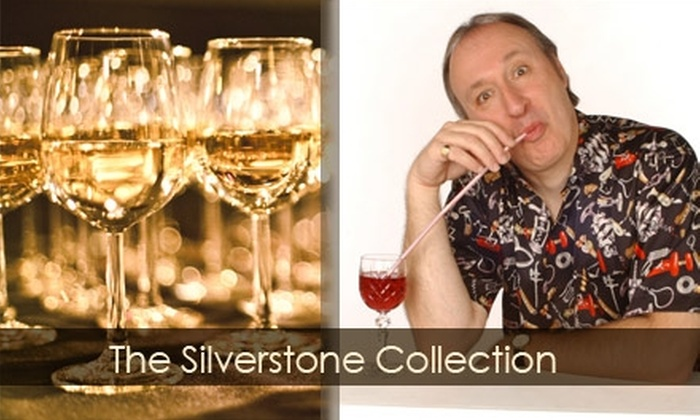Phillip Silverstone - Philadelphia: $175 for an Evening of Wine-tertainment Hosted by Radio and TV Personality Phillip Silverstone