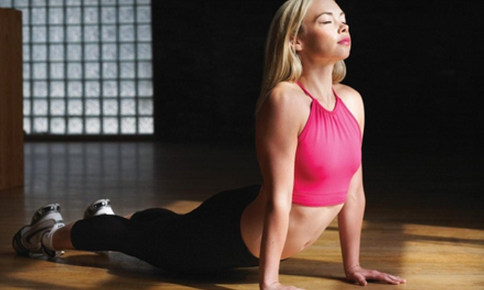 The Gym at 99 Sudbury - West Queen West: 5 or 10 Yoga Classes at 99 Sudbury (Up to 78% Off)