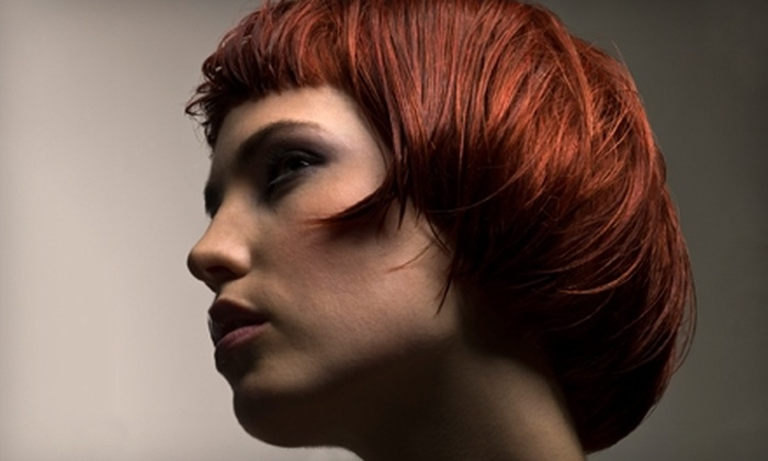 Inked Hair - West Glen Community Association: $85 for a Haircut, Color, and Conditioning Package at Inked Hair in Glendale ($185 Value)