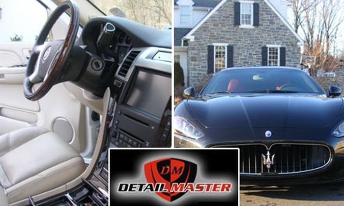 Detail Master LLC - Philadelphia: $100 Toward Auto Detailing from Detail Master