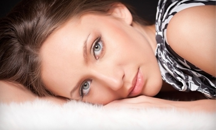 Cezanne Skin Group - Central Sacramento: Cleansing Facial or Rejuvalight Skin Rejuvenation Therapy at Cezanne Skin Group