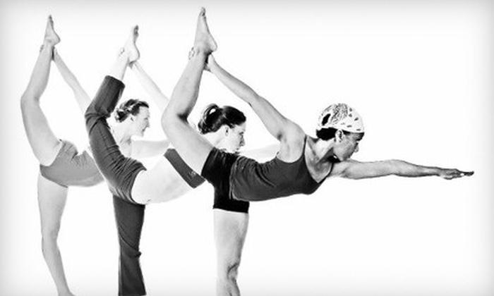 Bikram Hot Yoga Nashville - Multiple Locations: Five Bikram Hot-Yoga Classes or One Month of Unlimited Classes at Bikram Hot Yoga Nashville (Up to 75% Off)