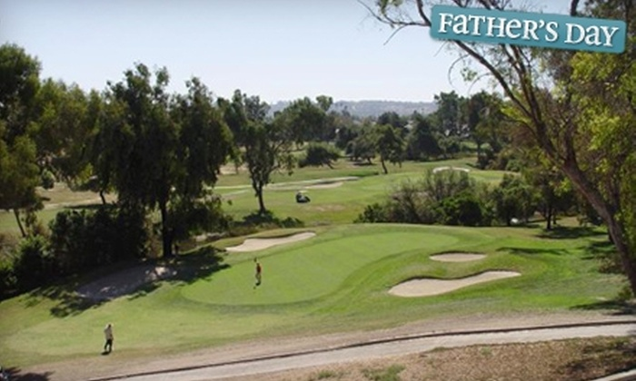 Oceanside Golf Course - North Valley: $50 for Cart Rental and 18 Holes of Golf for Two at Oceanside Golf Course (Up to $100 Value), Plus 20% Pro Shop Discount