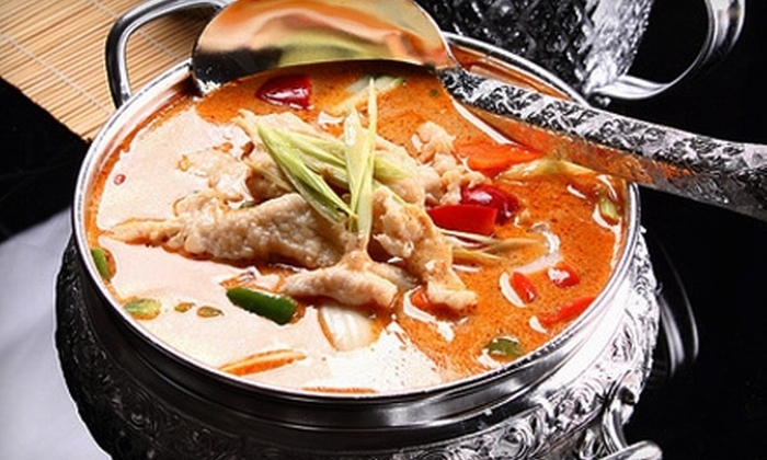Asian Potato - Sandy: $10 for $20 Worth of Chinese and Thai Cuisine at Asian Potato in Sandy