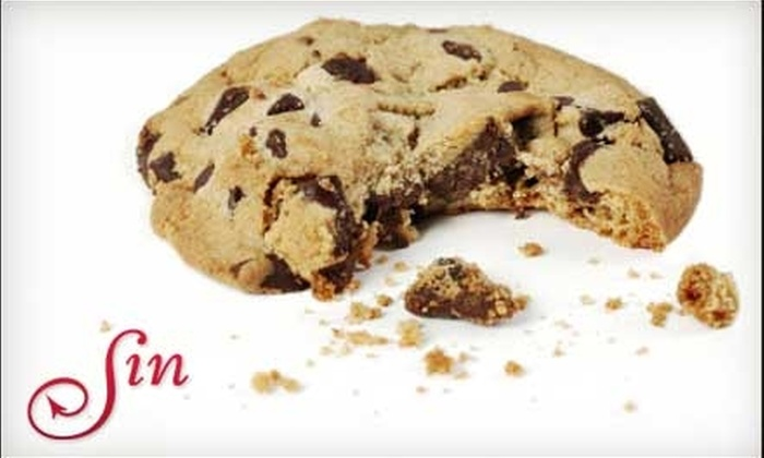 Sin - Upper South Providence: $16 for Two Dozen Cookies from Sin