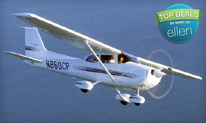 Bob Miller Flight Training - Depew: $149 for a One-Hour Learn to Fly Experience at Bob Miller Flight Training in Lancaster ($299 Value)