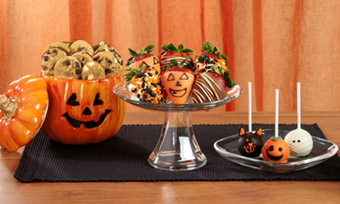Cherry Moon Farms: $15 for $30 Worth of Halloween Gift Baskets from Cherry Moon Farms