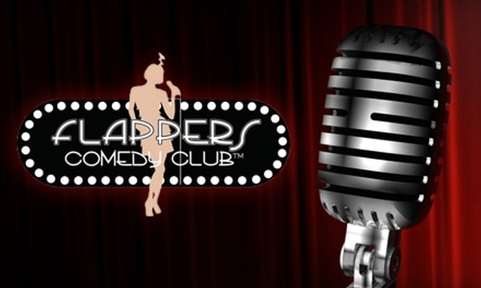 Flappers Comedy Club - Multiple Locations: $10 for Two Tickets to Flappers Comedy Club (Up to $34 Value)