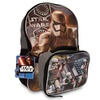 Star Wars Backpack with Detachable Lunch Bag
