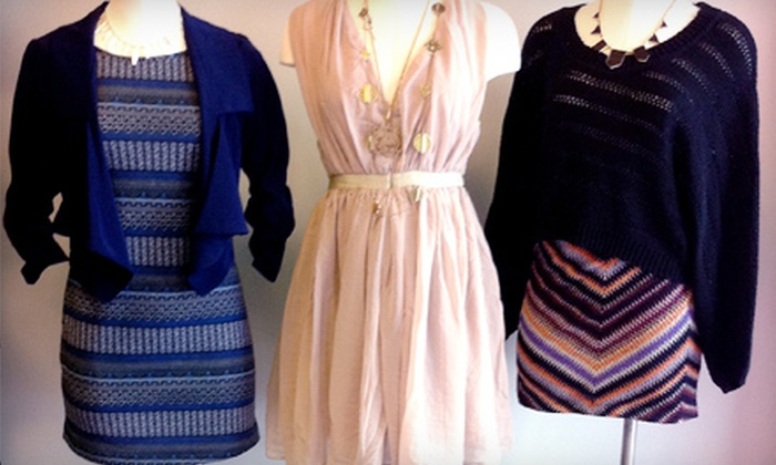 My Best Friend's Closet - North Potomac: $20 for $40 Worth of Clothing and Accessories at My Best Friend's Closet in Rockville