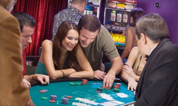 A Casino Event Entertainment Company - Downtown: $189 for a Home or Office Casino Party from A Casino Event Entertainment Company in San Francisco ($399 Value)