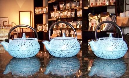 ZenTea: $30 Groupon for Tea at Online Store - Zentea in Chamblee
