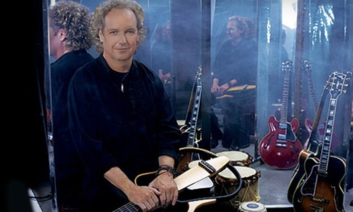 Tower Theatre - Tower District: $27 for One Front- to Mid-Section Ticket to Lee Ritenour & Friends at the Tower Theatre ($55 Value) or $24 for One Mid- to Back-Section Ticket ($48 Value)