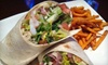 Front Row Sports - Homer Glen: $10 for $20 Worth of Pub Fare and Drinks at Mullets Sports Bar and Restaurant in Homer Glen