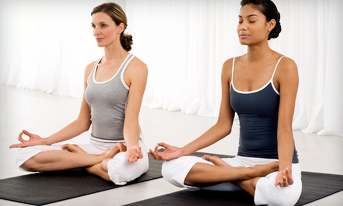 Body & Brain - Multiple Locations: $49 for a Yoga Package with Intro Session and 10 Yoga Classes at Body & Brain ($179 Value)