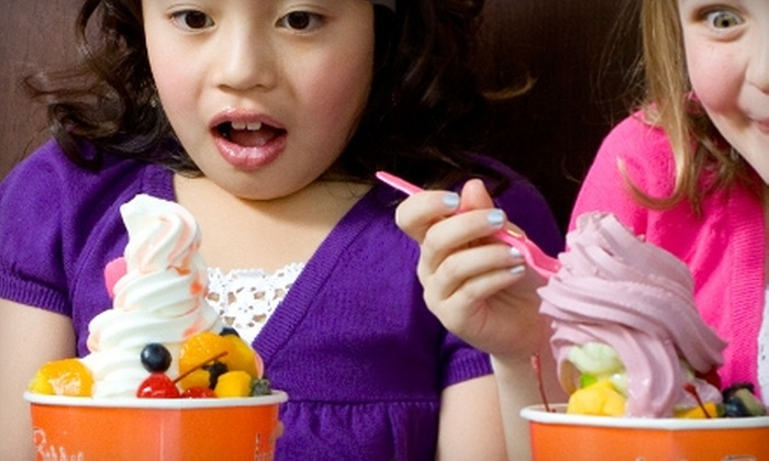 Juicy Berry - Eugene: $5 for $10 Worth of Frozen Yogurt, Smoothies, and Treats at Juicy Berry