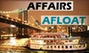 Affairs Afloat - New York: $5 Cruise from Affairs Afloat. Choose from Two Options.