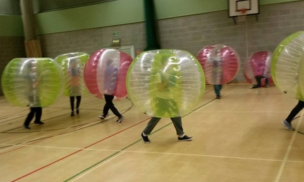 Essex Bubble Football