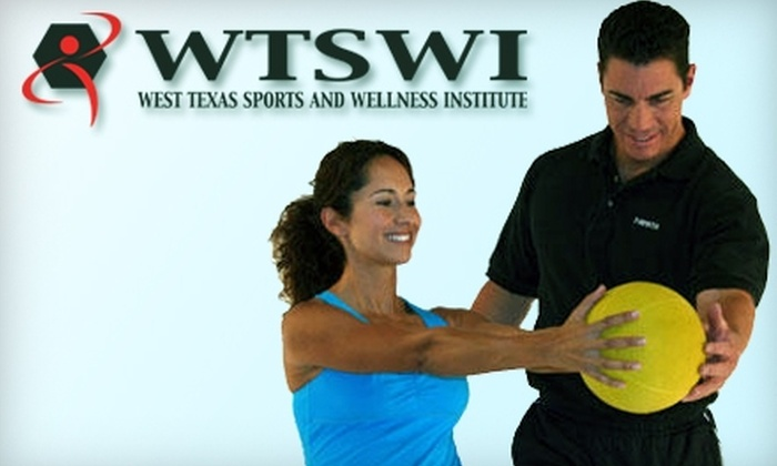 West Texas Sports and Wellness Institute - San Angelo: $36 for 10 Boot-Camp Classes and One-Hour Nutrition Class at West Texas Sports and Wellness Institute ($170 Value)