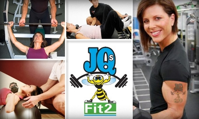 JQ's BFit2 - Prairie Village: $35 for Six Small-Group Personal-Training Sessions at JQ's BFit2 ($120 Value)