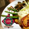 Half Off Fare at The Classic Cafe in Roanoke