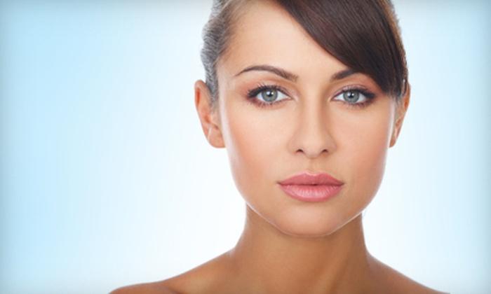 Hair Play Salon & Spa - Morningside Heights: Anti-aging, Anti-acne, or Basic Facial or Waxing Services at Hair Play Salon & Spa