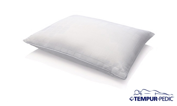 Tempur Pedic Traditional Pillow Soft : Tempur-Pedic Extra Soft Pillow Groupon Goods