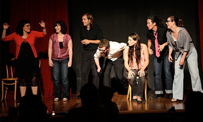 Curious Comedy Theater - Portland: Three-Hour Improv or Standup-Comedy Class at Curious Comedy Theater. 12 Dates Available.
