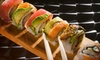$10 for Japanese and Thai Fare at Sans Sushi