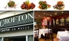 Crofton on Wells _ CLOSING - Near North Side: $35 for $75 Worth of American Cuisine at Crofton on Wells