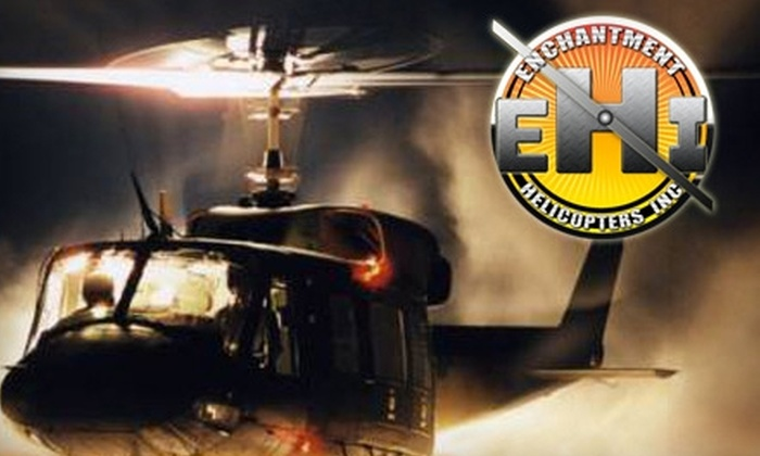 Enchantment Helicopters Inc. - Bernalillo West: $99 for Guided Tour from Enchantment Helicopters Inc. ($180 Value)