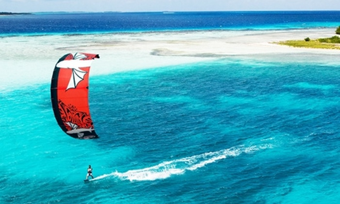 Miami Kiteboarding Lessons - North Shores: $49 for a One-Hour Kiteboarding Class at Miami Kiteboarding Lessons in Miami Beach ($99 Value)