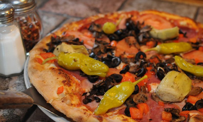 Classic Italian Pizza - Tempe: $20 for $40 Worth of Italian Fare at Classic Italian Pizza in Tempe