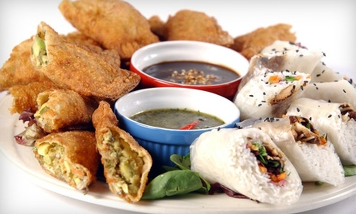 Chanoso's - City Centre: $10 for $20 Worth of Pan-Asian Cuisine and Drinks at Chanoso's