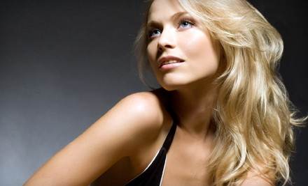 Haircut and Blow-Dry with Partial Highlights (a $110 value) - Xanadu Salon in Middletown